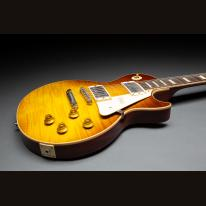 Gibson 1959 Les Paul Standart 60th Anniversary Slow Ice Tea Fade