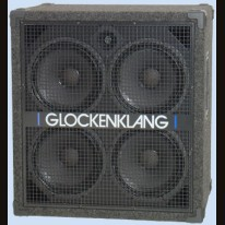 "Glockenklang Take Five 4 x 10"" Box"