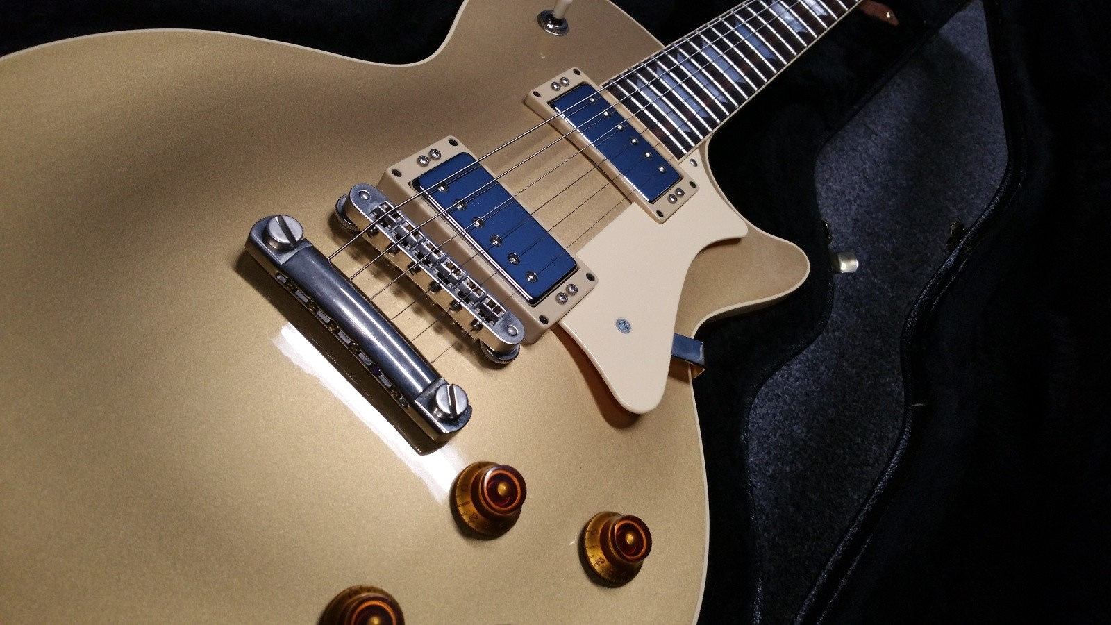 Heritage H 150 Gold Top