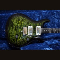 PRS Custom 24 Artist 57/08 Quilt Custom Color #208410