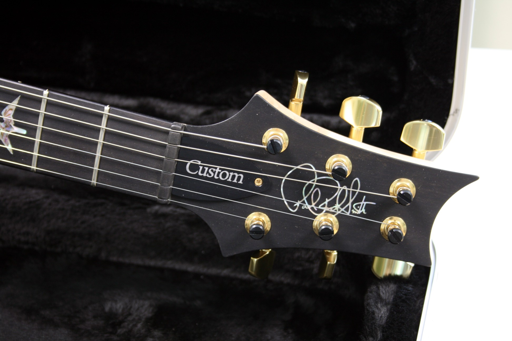 Fantastisch Prs Custom 24 Gitarren Pickups Schaltplan Fotos ...