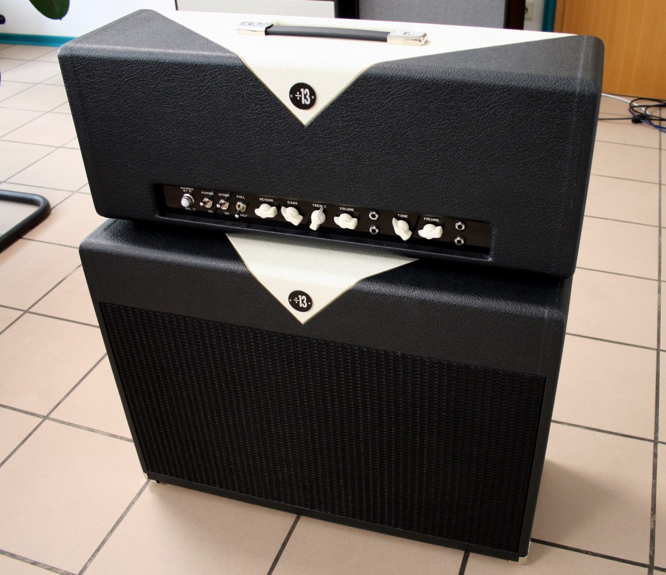 "2 x 12"" Cabinet"
